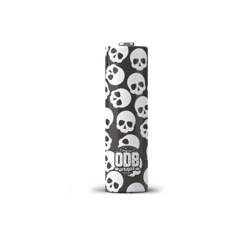 Odb Wrap 18650 Skullz 1.stk