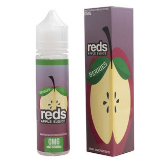 Reds E-juice Apple Berries