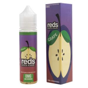 Reds E-juice Apple Grape 50/60 ml