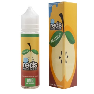 Reds E-juice Iced Apple Mango