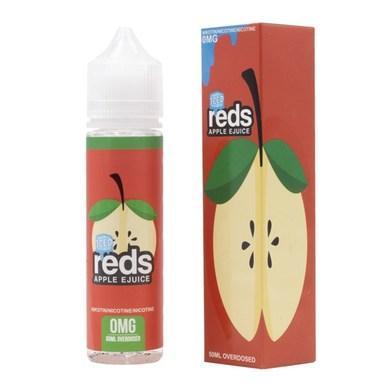 Reds E-juice Iced Apple