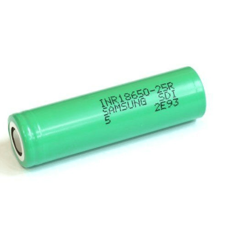 Samsung 18650 25R 2500mah