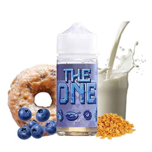 Beard Vape Co. - The One Blueberry Donut Cereal