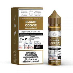Glas – basix sugar cookie 50/60 ml
